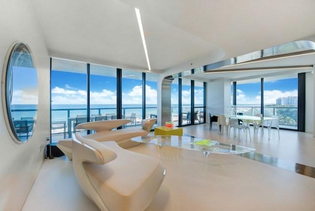 Zaha Hadid Private Residence
