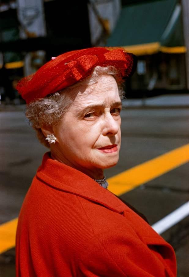 Fotografías a Color de Vivian Maier