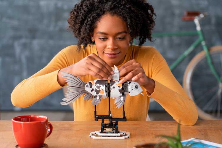 LEGO FORMA LEGO for Adults Adult LEGO Sets