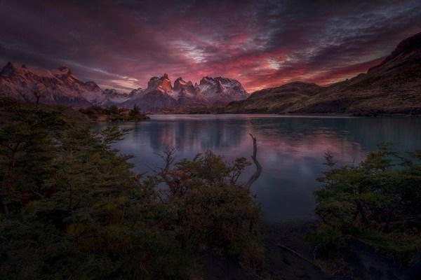 Award-winning Landscape Show Beauty Of Environment