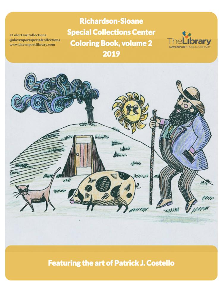 Pages de coloration imprimables gratuites