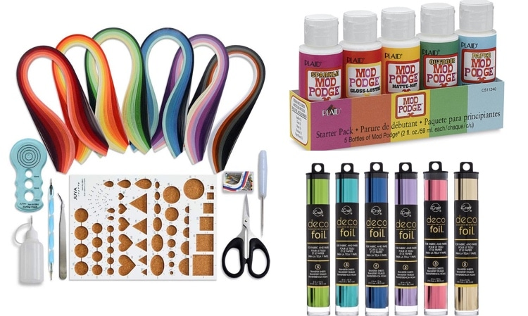 20 Cool Crafting Supplies To Elevate Your Handiwork