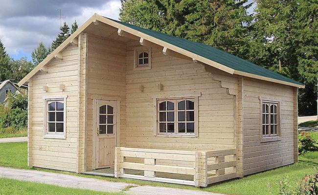 Prefabricated Tiny Homes Available For Sale On Amazon