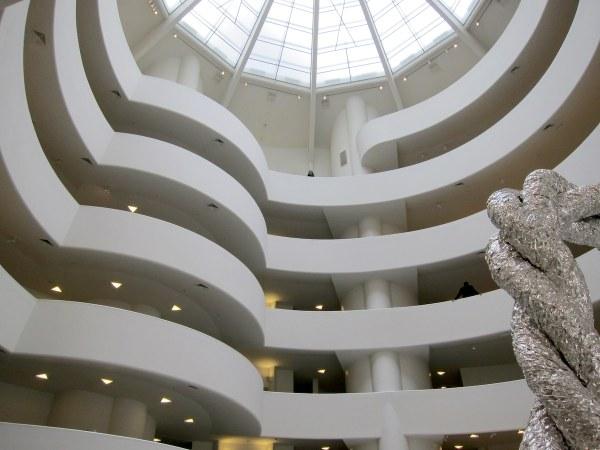 History Frank Lloyd Wright' Guggenheim Museum