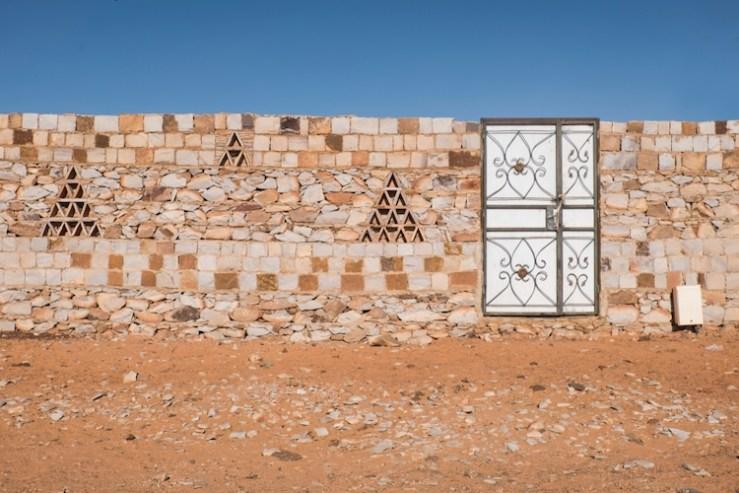 Desert Village of Chinguetti