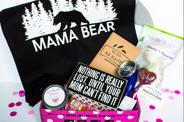 Caja Mama Bear