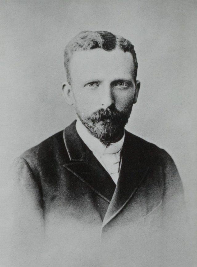 Who is Theo van Gogh