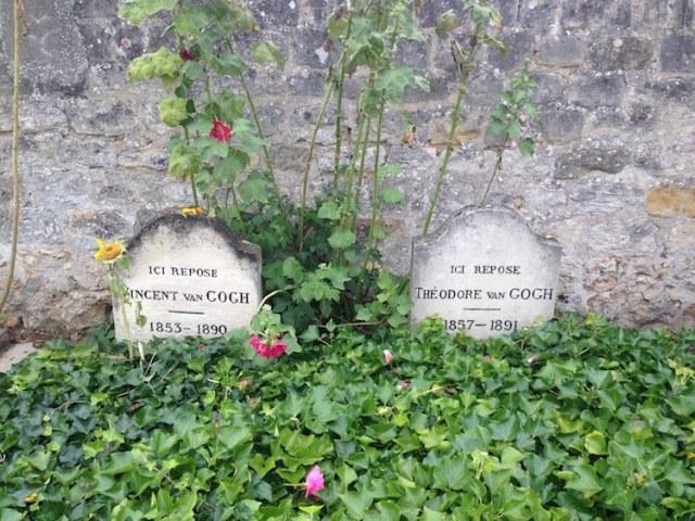 Theo van Gogh Grave