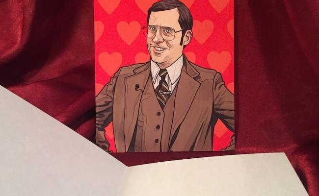 Charming Geeky Valentine S Day Cards Are Perfect For A Pop