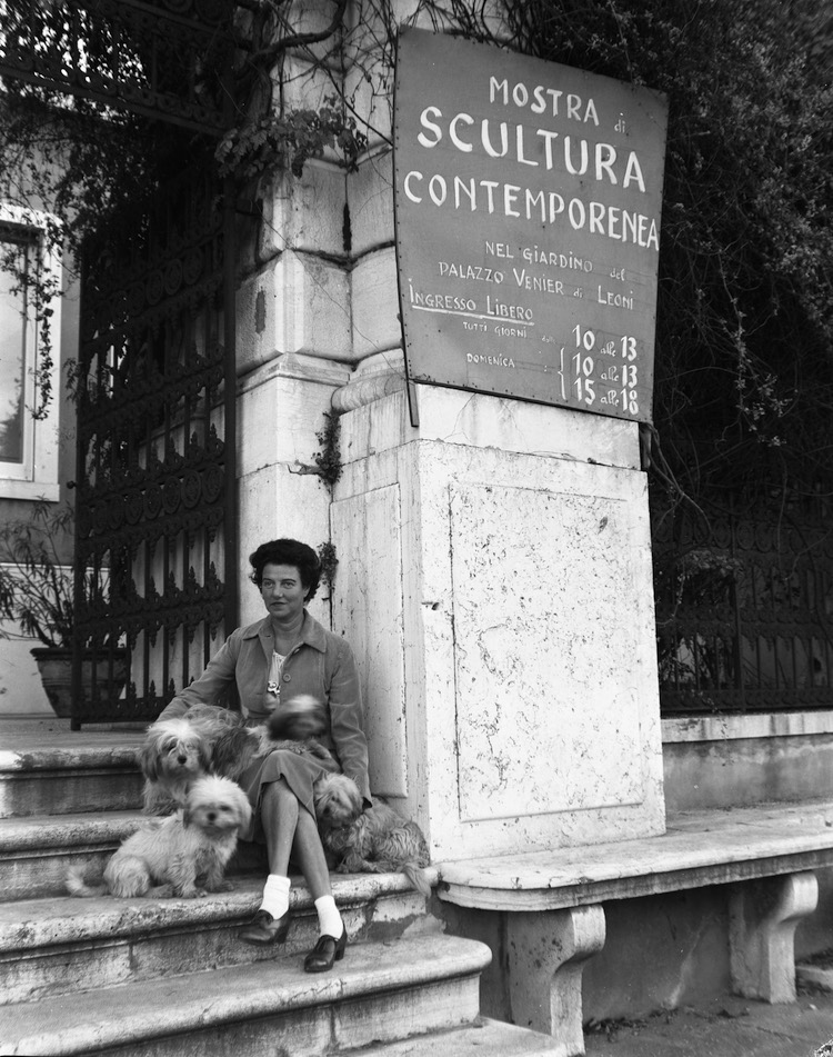 5 Priceless Facts About Avant Garde Art Collector Peggy Guggenheim