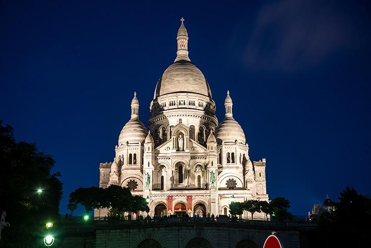 Sacré-Cœur Basilica, Montmartre.