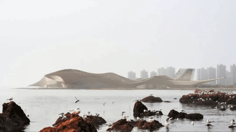 Kengo Kuma Entry - Jean Nouvel Wins Design Competition for Shenzhen's New Opera House