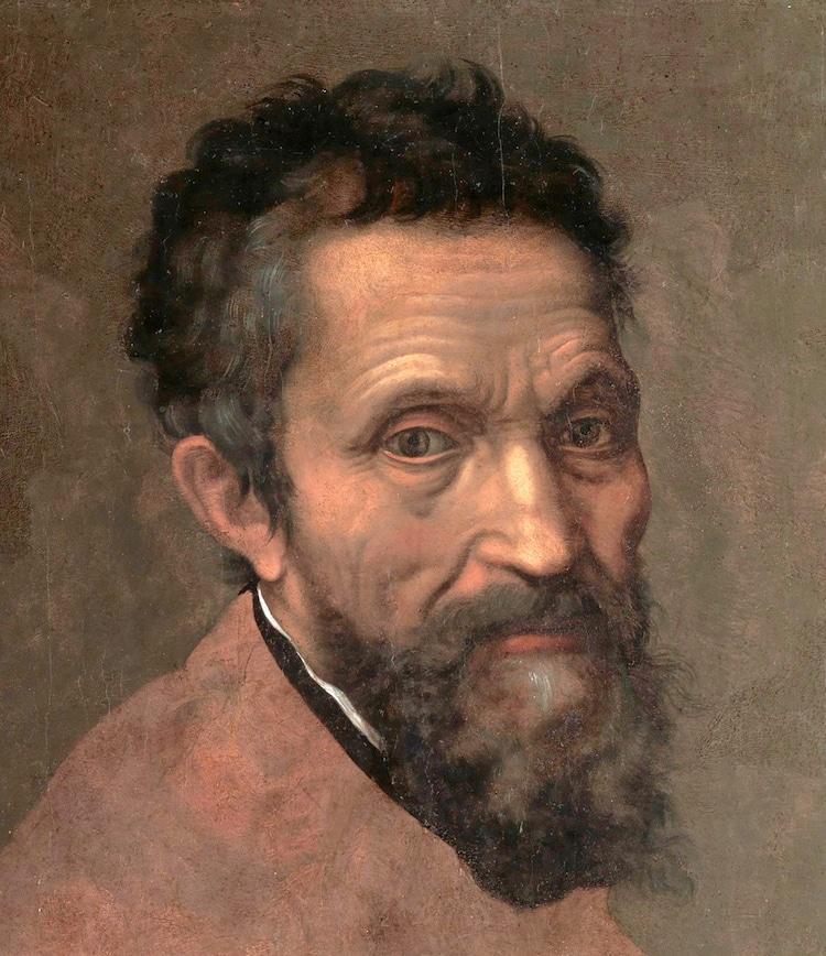 Michelangelo Portrait