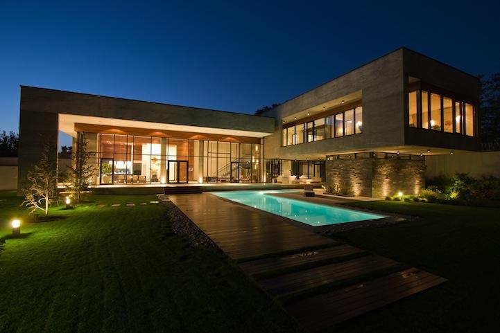 Beautiful Modern Home in Iran 8 photos