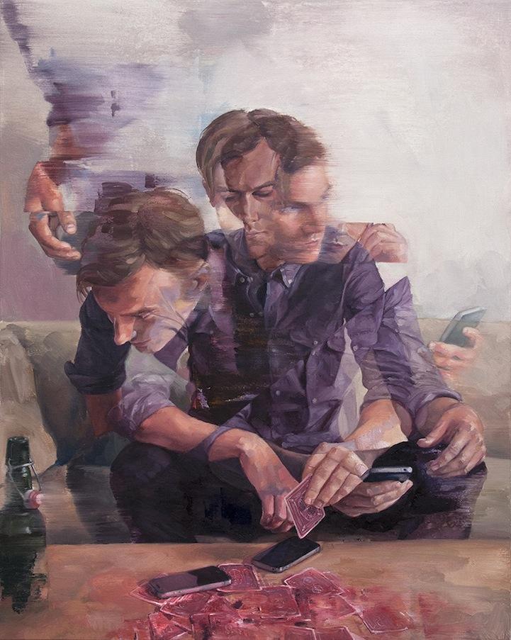 Image result for internal struggles art