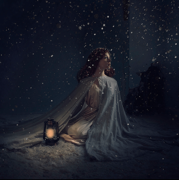 Falling Stars Gif Wallpaper Brooke Shaden Dazzles Again With Beautifully Surreal Photos
