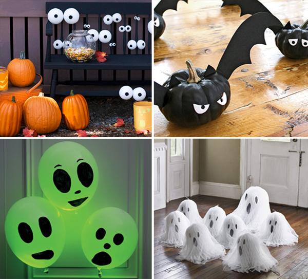 diy halloween pinterest projects