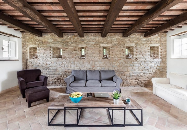 Rustic Stable House Is Disassembled and Transformed into