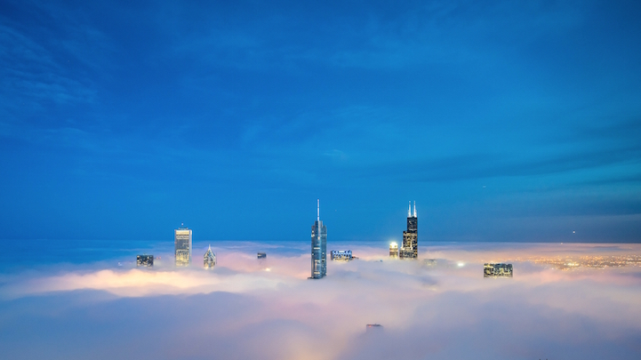 spectacular photos of chicago