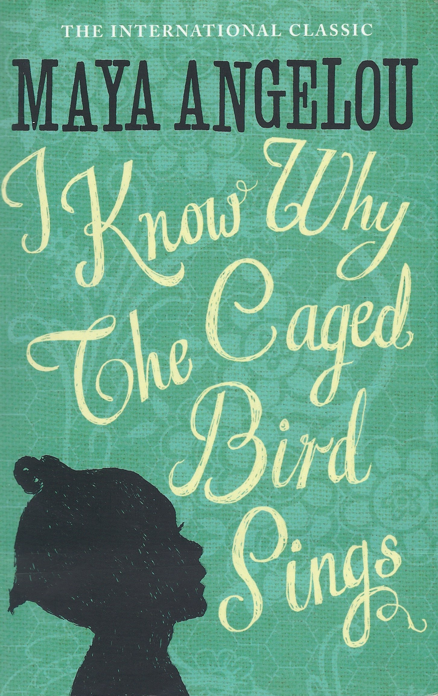 Book Cover I Know Why The Caged Bird Sings