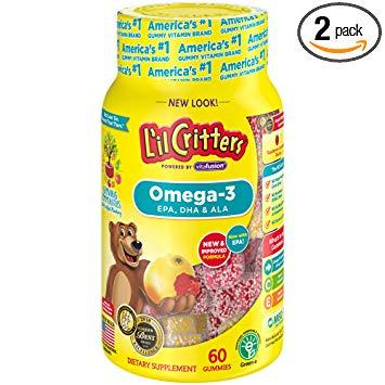 omega-3 for kids