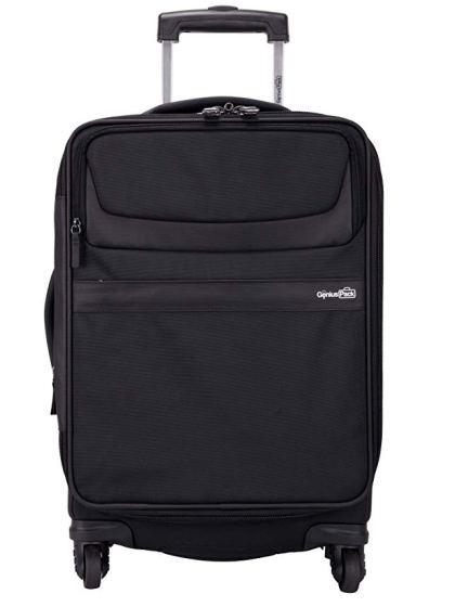Genius carry-on bag