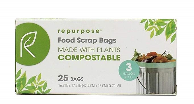 Repurpose Compostable Bags