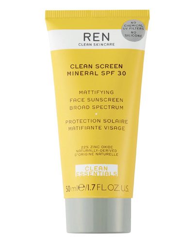 Ren Satin Perfection, Non-Toxic Sunscreens