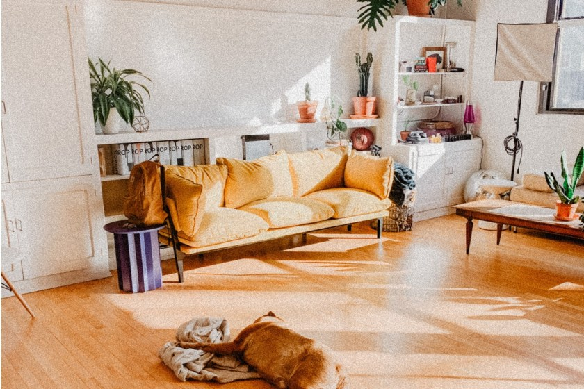 how to clean your hardwood at home