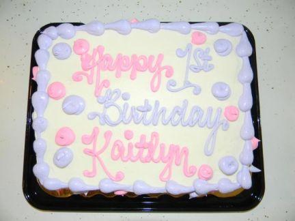 free cake tops