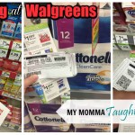 Couponing At Walgreens With My Momma Taught Me