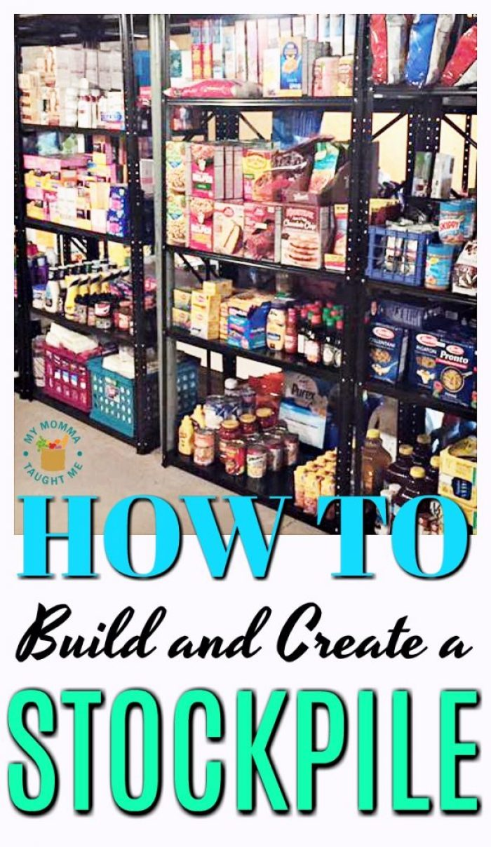 How To Create A Stockpile