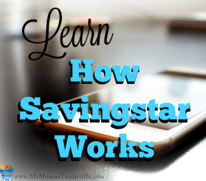 How Savingstar Works