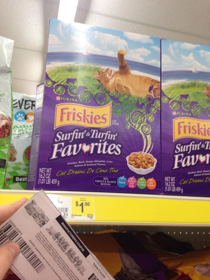 Where Is The Best Place To Buy Friskies Cat Food
