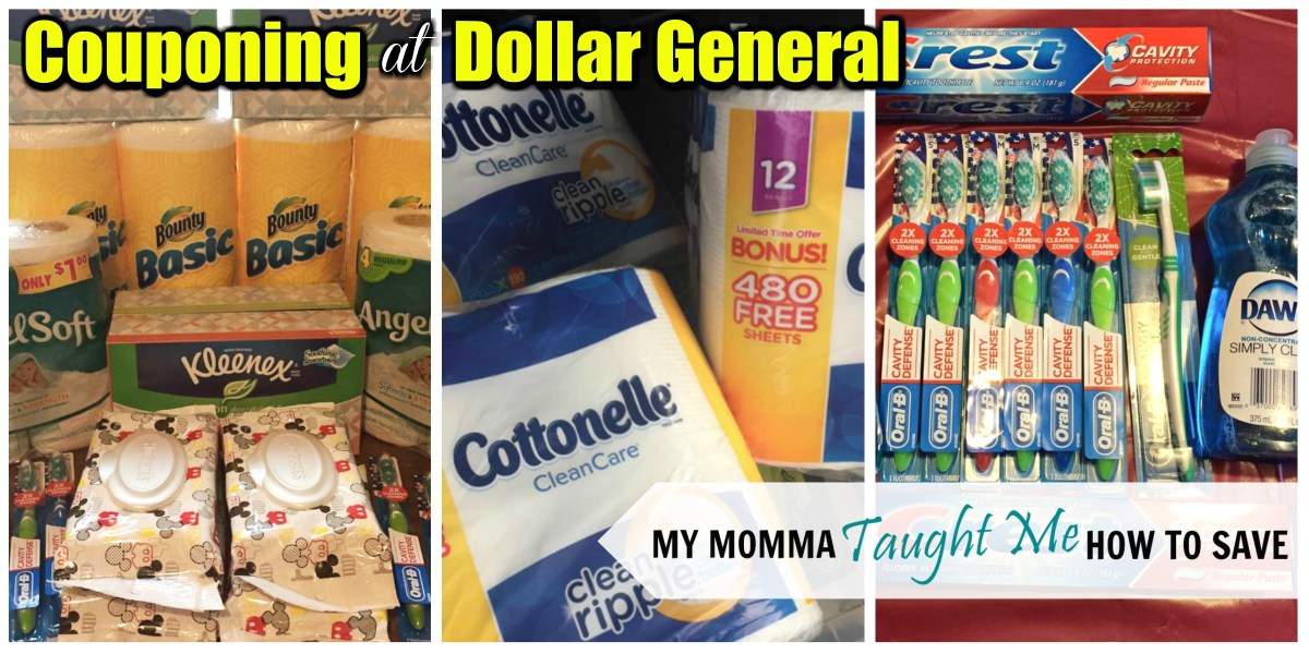 Dollar General 101: How to Coupon at Dollar General