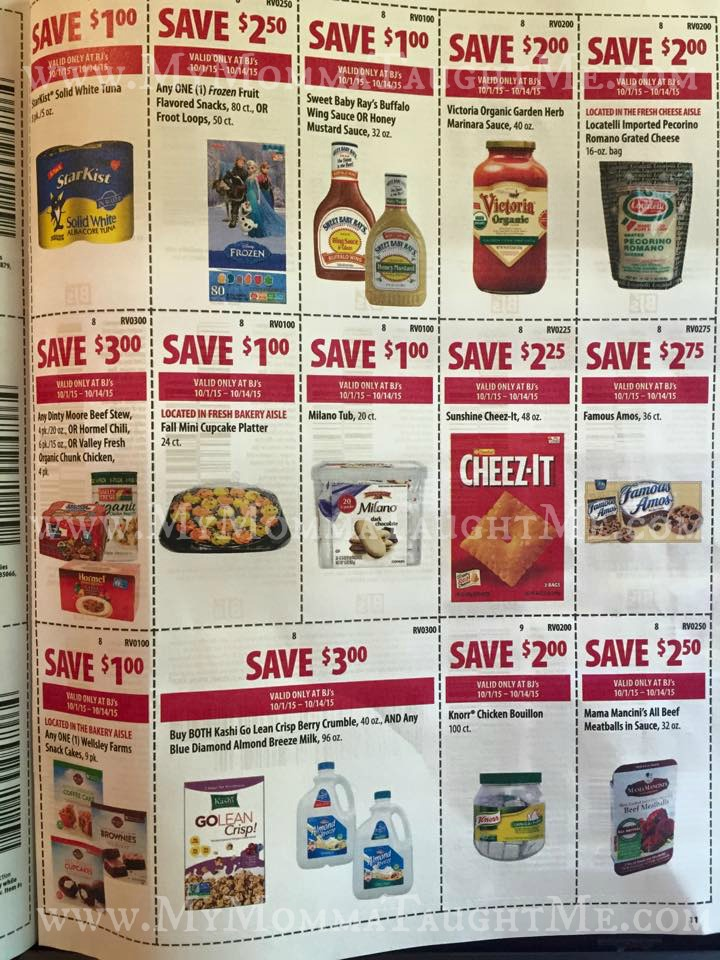 Bj'S Wholesale Club: View Front Of The Store Coupon Flyer Valid 10