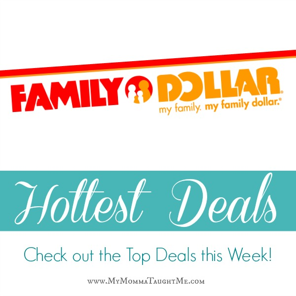 family dollar top deals