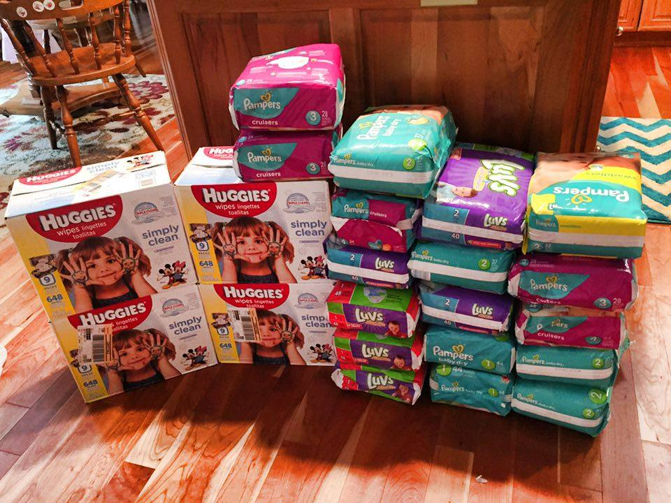 Stockpiling Diapers and Wipes