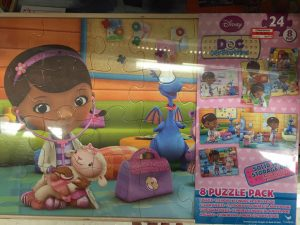 dora clearanced at target