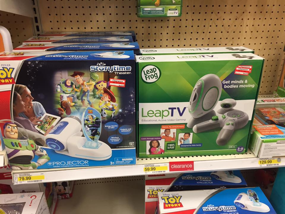 electronic kids toys clearanced at target