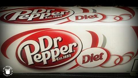 Dr Pepper 12 Packs Soda