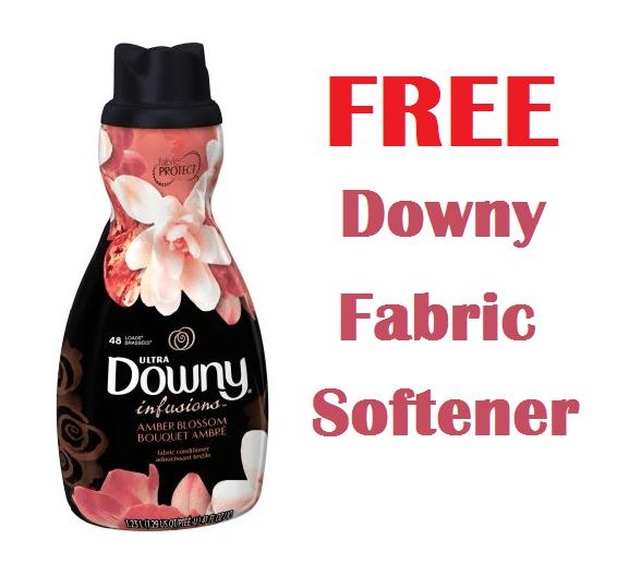 free downy softener