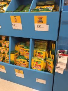 crayola markers target