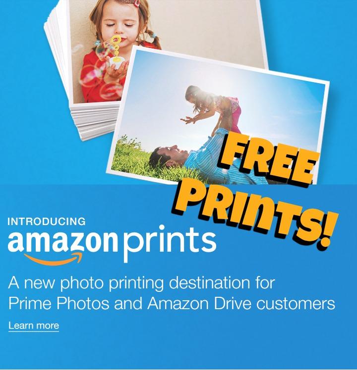 Grab 50 FREE 4x6 Photo Prints from Amazon Prints