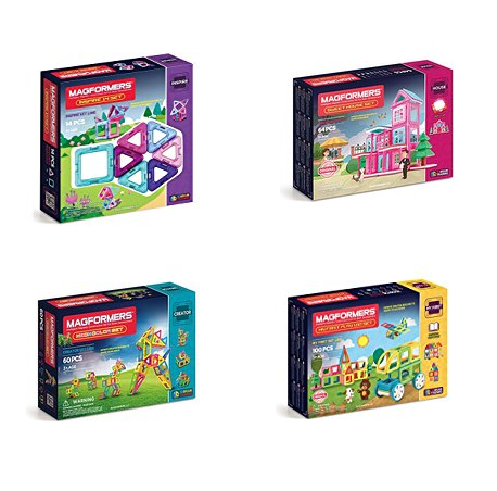Magformers Sets on sale for 50% off