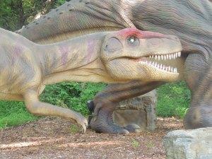 Dinosaurs Live Dorney Park 2