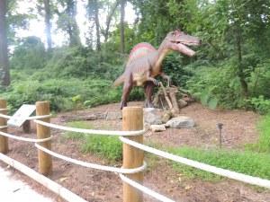 Dinosaurs Live Dorney Park 3