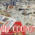Coupons To Give Out Giveaway