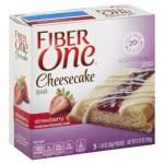 Fiber One Cheesecake