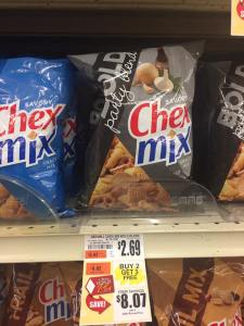 General Mills Chex Mix Buy 2 Get 3 Free Sale At Tops Markets